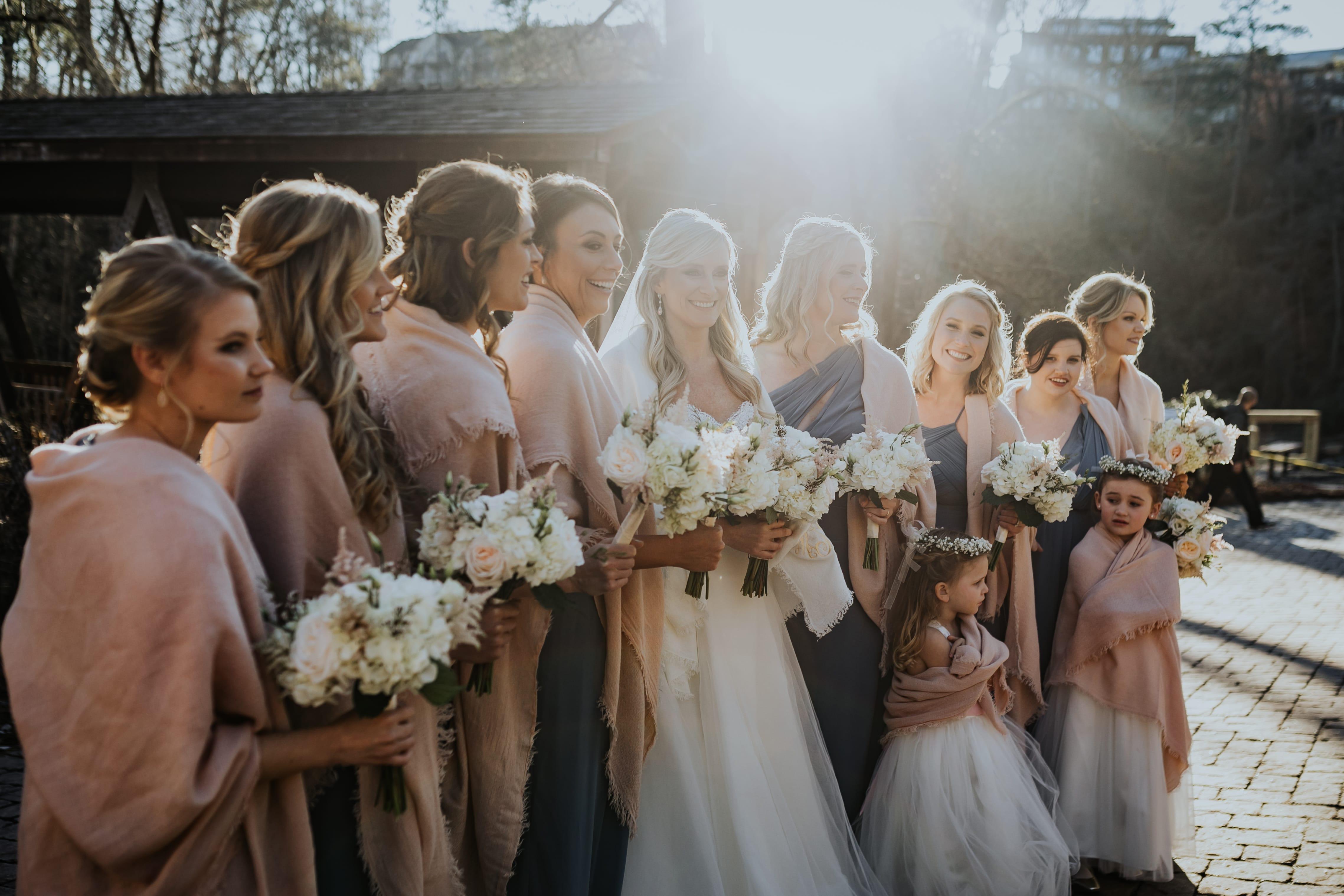 Atlanta Wedding Photographer Bride Groom Formals