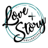 Love & Story Collective, Top Wedding & Event Photographers Logo