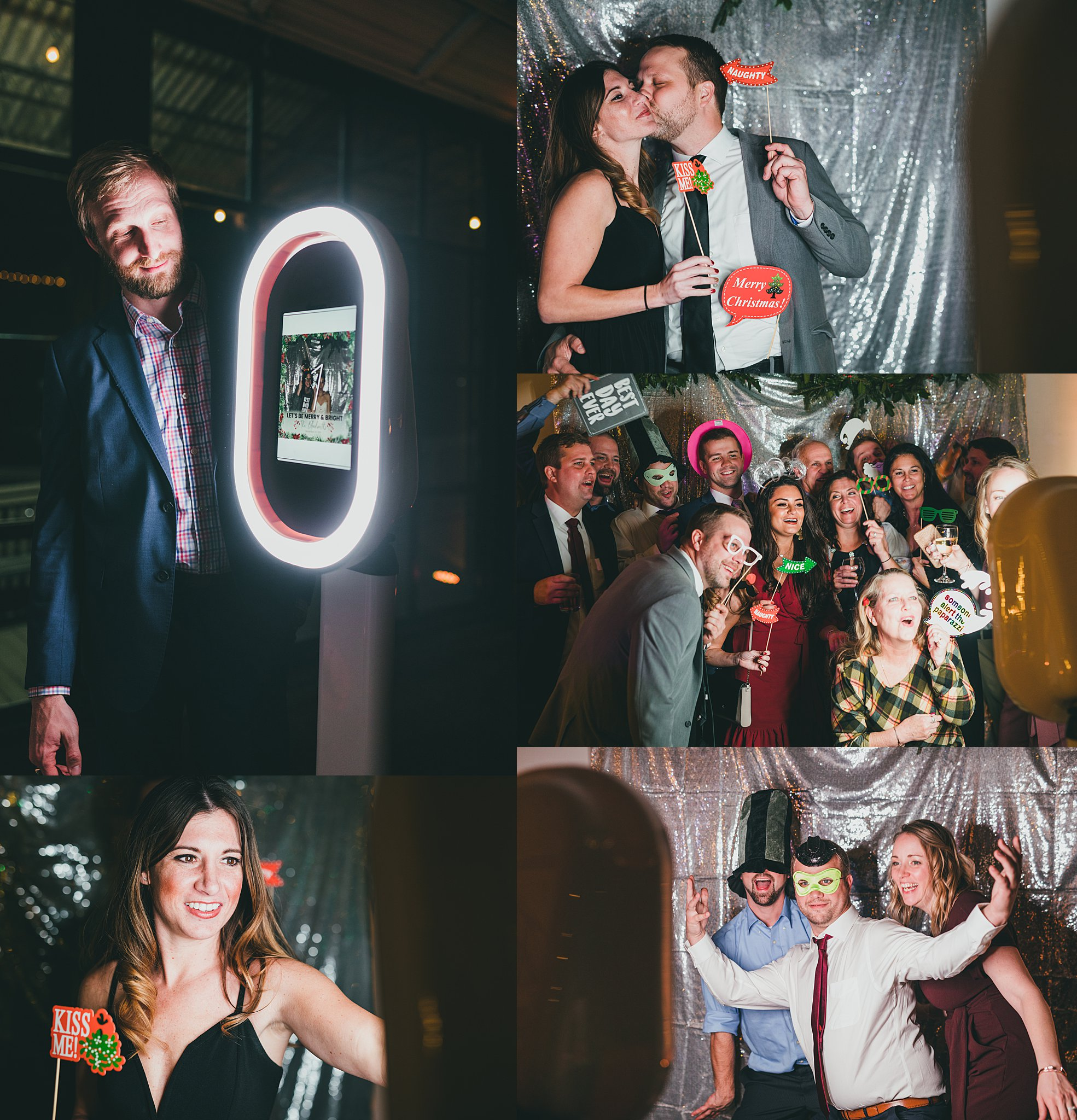 Atlanta Wedding Photographers Photo Booth